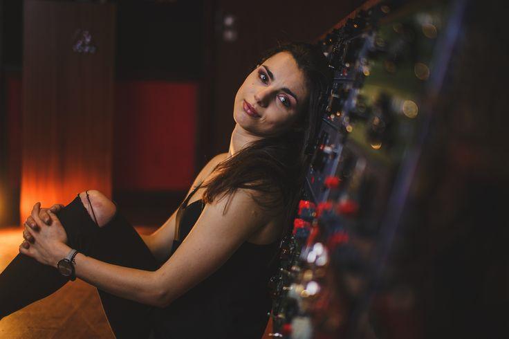 Na zdjęciu: Daria Zaradkiewicz, fot. Tomasz Sagan