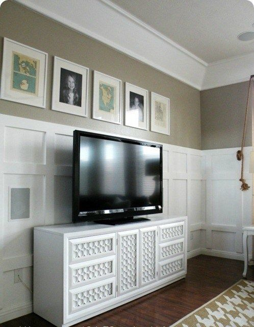 PVC Pipe Dresser Overhaul Upcycling Old Furniture Is Very Popular Nowadays Have You Thought About Using To Decorate An