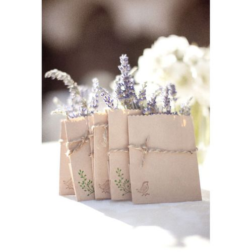 lavender: Gifts Bags, Wedding Favors, Seeds Packets, Paper Bags, Lavender Bags, Myrtle Beaches, Parties Favors, Lavender Wedding, Places Cards