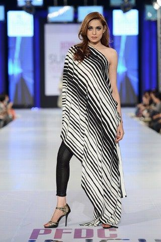 Feeha Jamshed Summer Collection At PFDC Sunsilk Fashion Week 2013