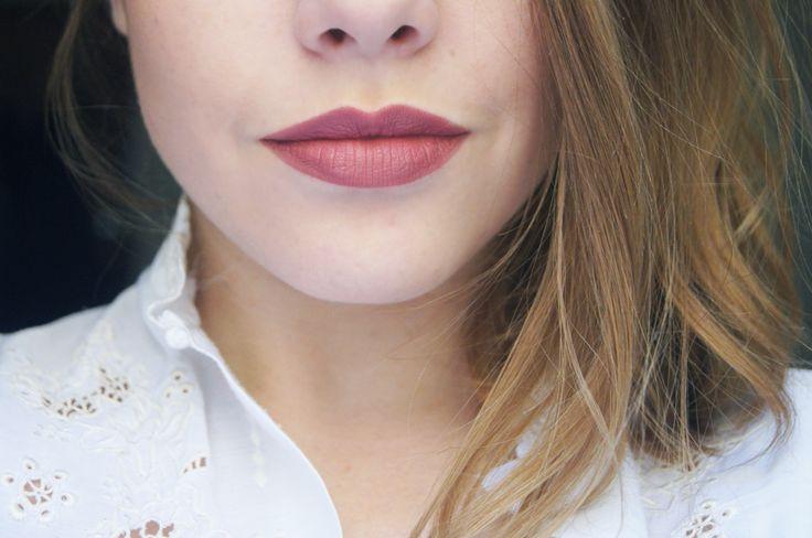 Arlette's Diary: MAC - Twig / le rouge à lèvres magique