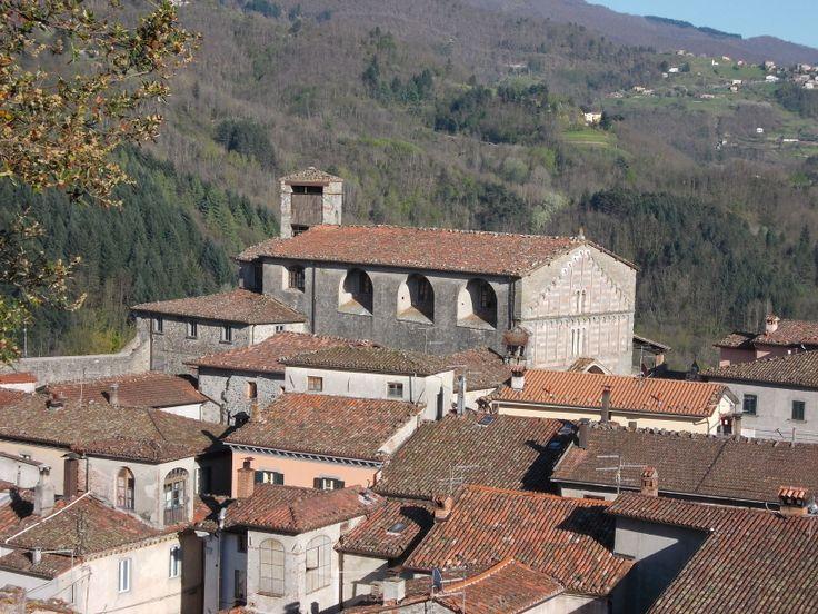 Chiesa di S Michele a Castiglione Garfagnana