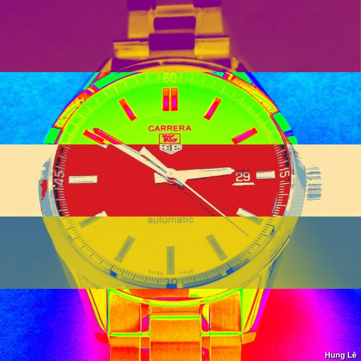Hung#Contest TAG Heuer