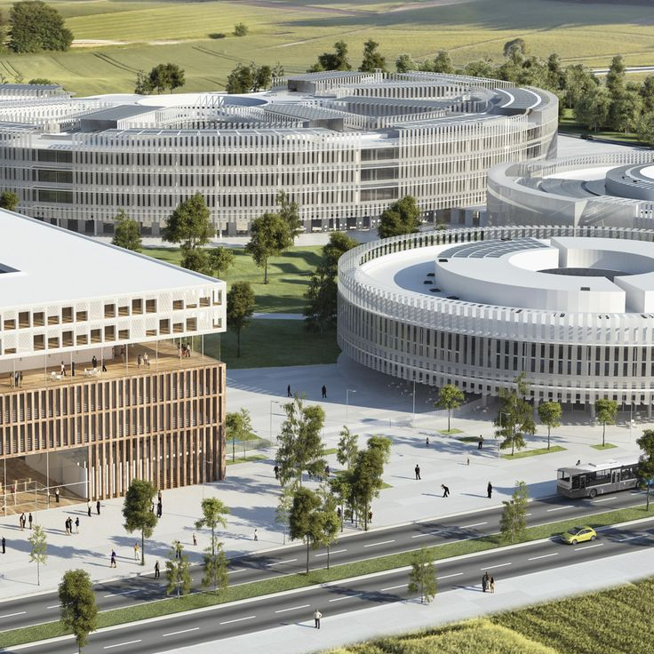 EDF Campus - Paris Saclay