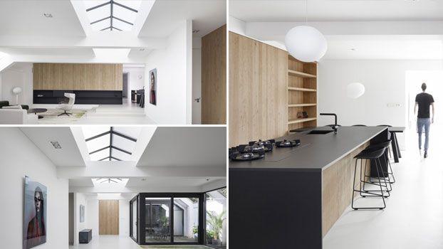 Ristrutturare una casa ad Amsterdam, l'esperienza di i29 Interior Architects