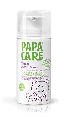 Papa Care Детский крем от опрелостей под подгузник 100мл
