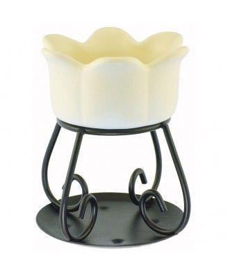 Petal Bowl Cream Melts Warmer