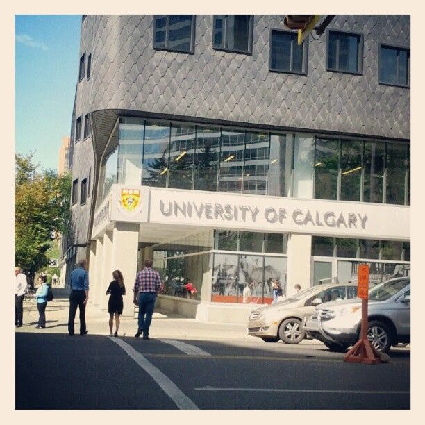University of Calgary, Downtown Campus in Calgary, AB