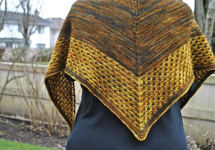Knitting Stitch By Judy : Elowen shawl Knitting pattern by Judy Marples Knitting Patterns Shawl, Kn...