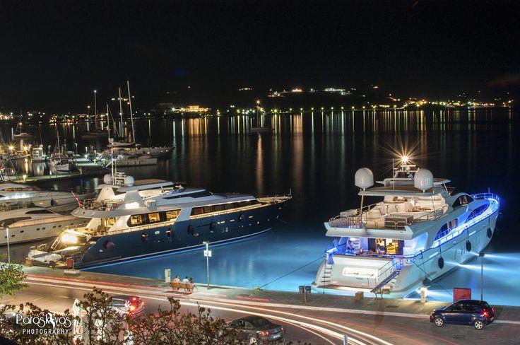 The port of Adamas