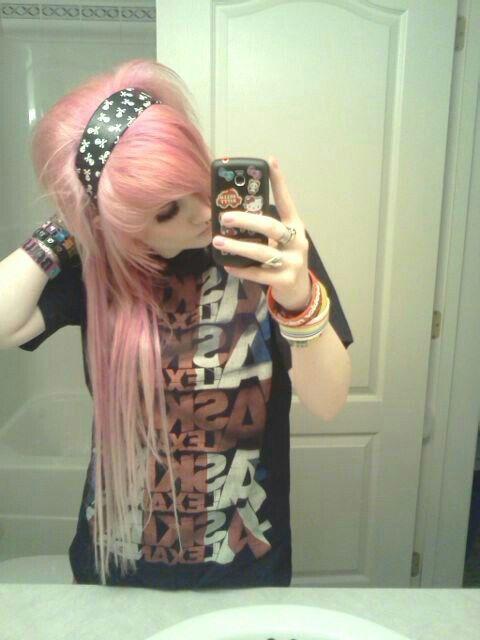 Pastal pink