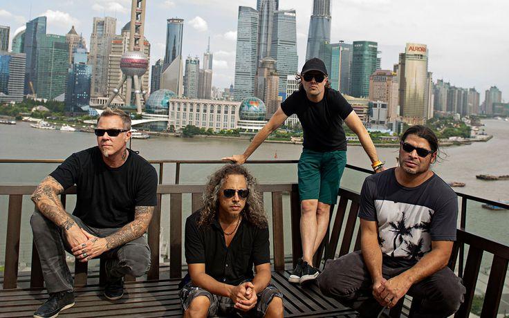 Metallica cerca de tener nuevo disco
