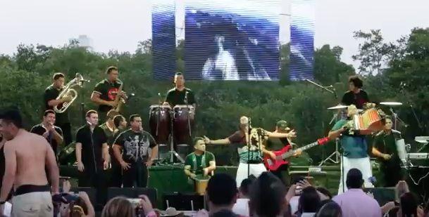 Video de 'Abrete' en vivo el último concierto de Martín Elías Coveñas - Diomedes Díaz