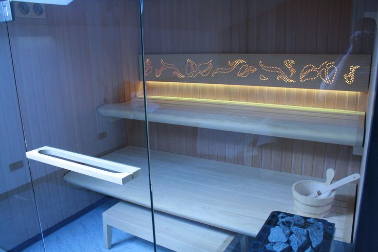 Sauna Comfort Line w hotelu Ehrenburg Betriebs w Niemczech #saunaline1 #sauna @saunaline1 #hot #warm #spa