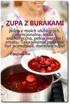 Zupa z burakami
