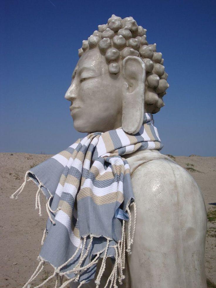 Fouta towel by www.ZusenZomer.nl