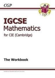 This book is packed with practice questions for students taking the Cambridge (CIE) IGCSE Maths course. It thoroughly covers all the topics, at both Foundation and Higher levels, for the current exams with a range of exercises to test your maths skills. The answers come in a separate book (9781847625595). Matching study notes and explanations are also available in the CGP Revision Guide (9781847625571). [$13.50]