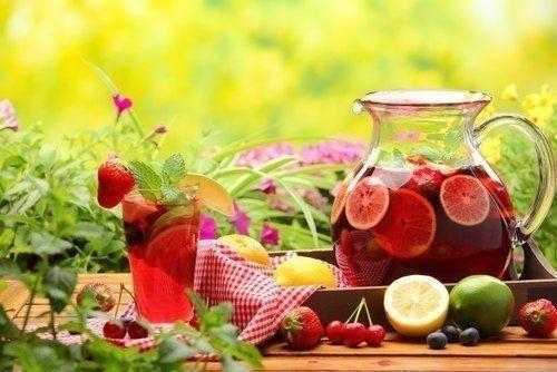 Самые полезные для здоровья напитки. Старайтесь пить их и ваш иммунитет и здоровье укрепятся.