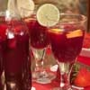 This fruity-tasting, adults-only Party Sangria recipe for the classic Spanish wine cooler will turn any gathering into a fiesta! Mix it up from scratch with a few fresh-tasting ingredients and let the fun begin!