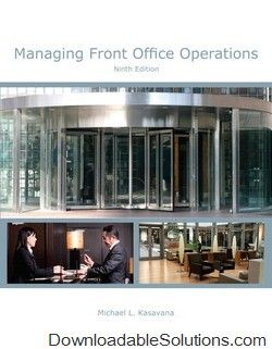 52 best solution manual download 21 images on pinterest textbook solution manual for managing front office operations with answer sheet ei 9th edition fandeluxe Image collections
