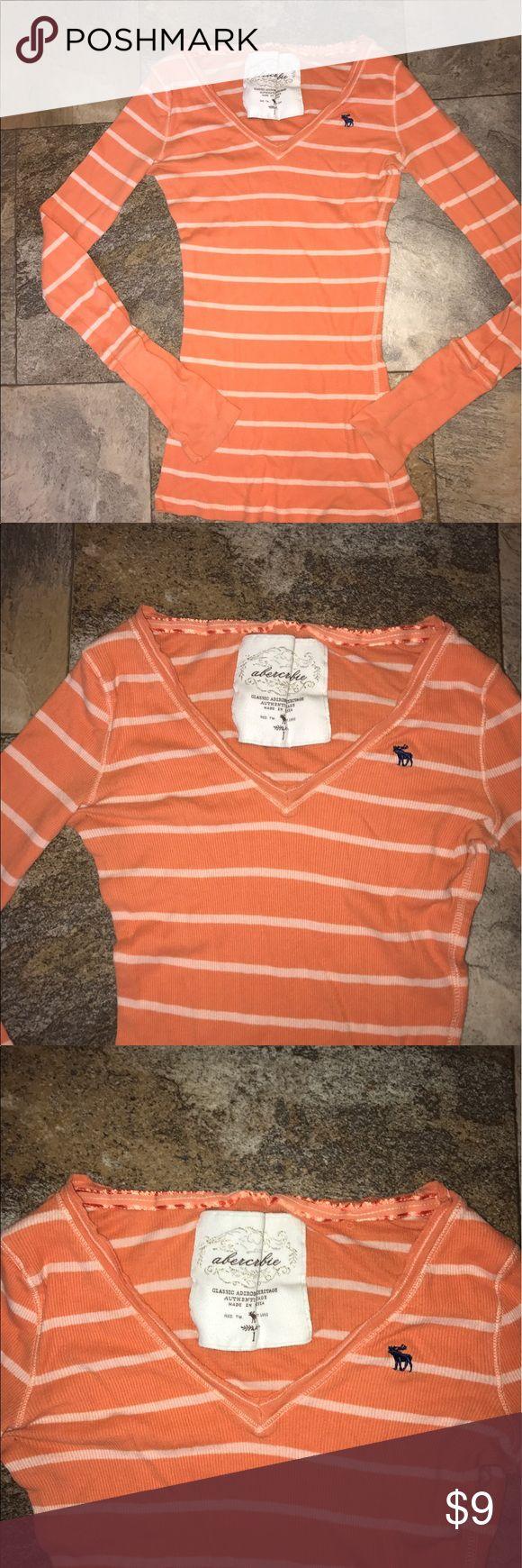 Abercrombie girls shirt euc large Abercrombie girls shirt euc large Abercombie Kids Shirts & Tops Tees - Long Sleeve