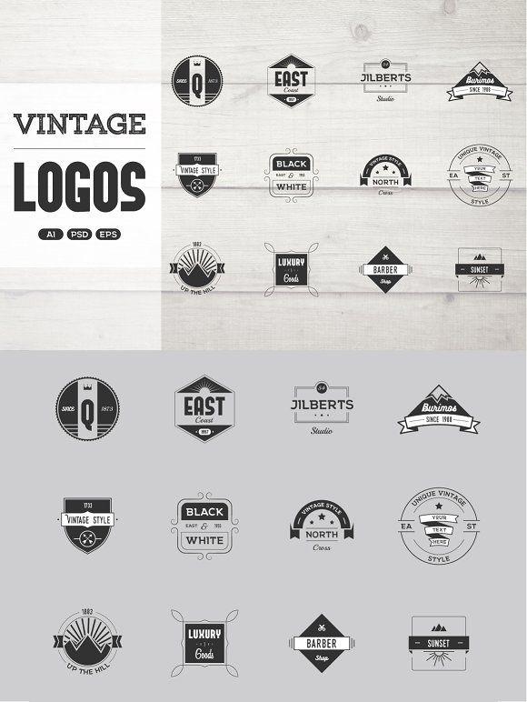 @newkoko2020 Vintage Logo Pack - designer kit by Infographic Paradise on @creativemarket #infographic #infographics #bundle #design #template #megabundle #bigbundle #presentation #vector #business #layout #creative #graph #information #visualization