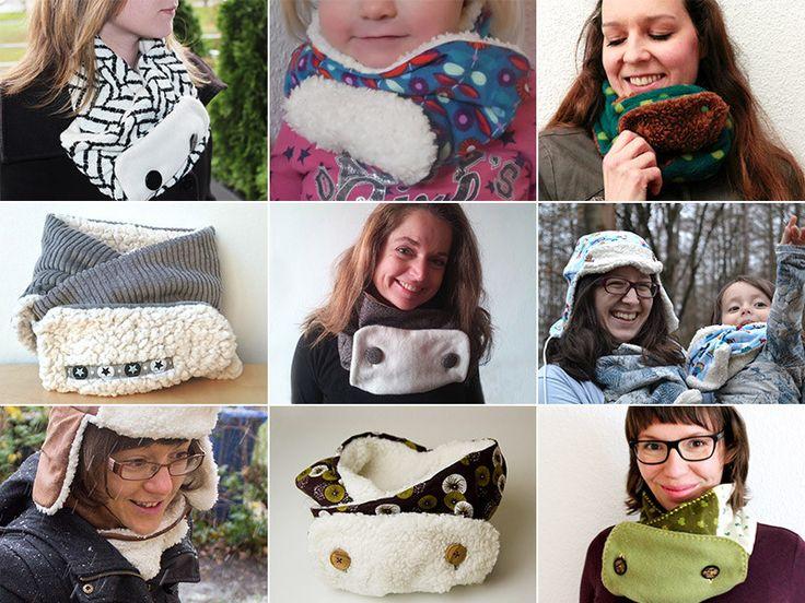 Der Winter naht und ein neuer Schal soll deinen Hals schmücken? Damit es in diesem Winter immer kuschelig warm am Hals ist, haben wir ein Schalschnittmuster mit ganz beson- derer Optik kreiert....