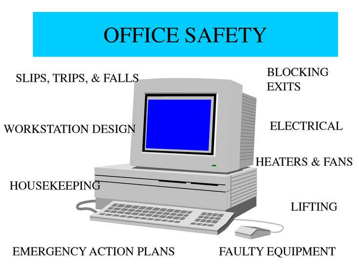 safety tips for the office and These free workplace safety tips are a simple, easy, and extremely effective way to keep yourself and other staff members safe during the course of the day like all great safety tips, they are easy to implement and very simple to remember practical workplace safety tips.