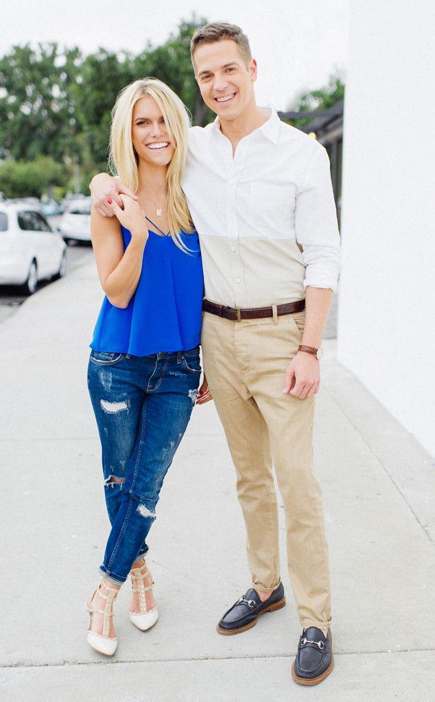 Jason Kennedy and Lauren Scruggs Are Married! | E! Online Mobile