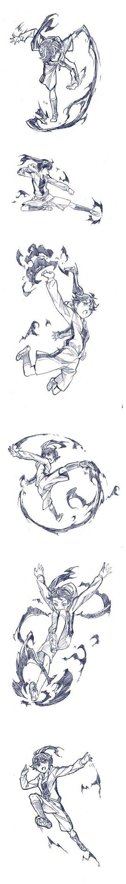 Pin oleh Joker Trick di battle Sketsa, Menggambar rambut