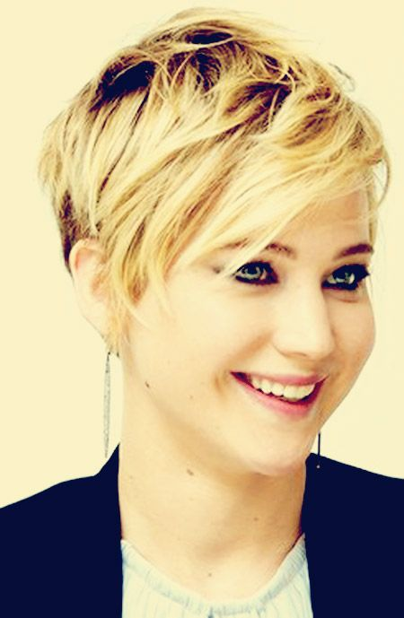 Short Hairstyles For Entrancing 79 Best Short Haircuts For Round Faces Images On Pinterest  Hair