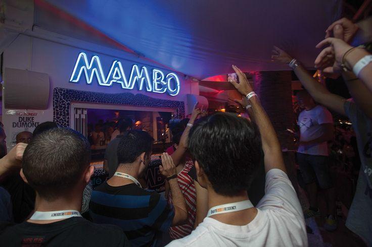 Ibiza nightlife- Mambo