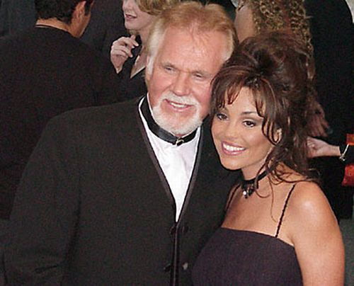 Kenny Rogers Wife Age   Kenny Rogers Plastic Surgery Was a ...
