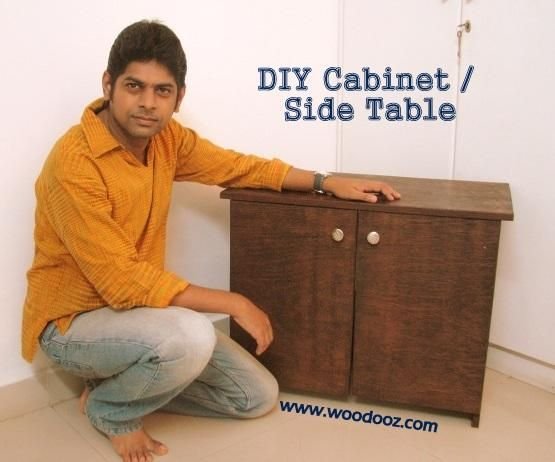 67 best diy wood crafts images on pinterest bricolage craft diy wood crafts diy do it yourself side table cabinet solutioingenieria Images