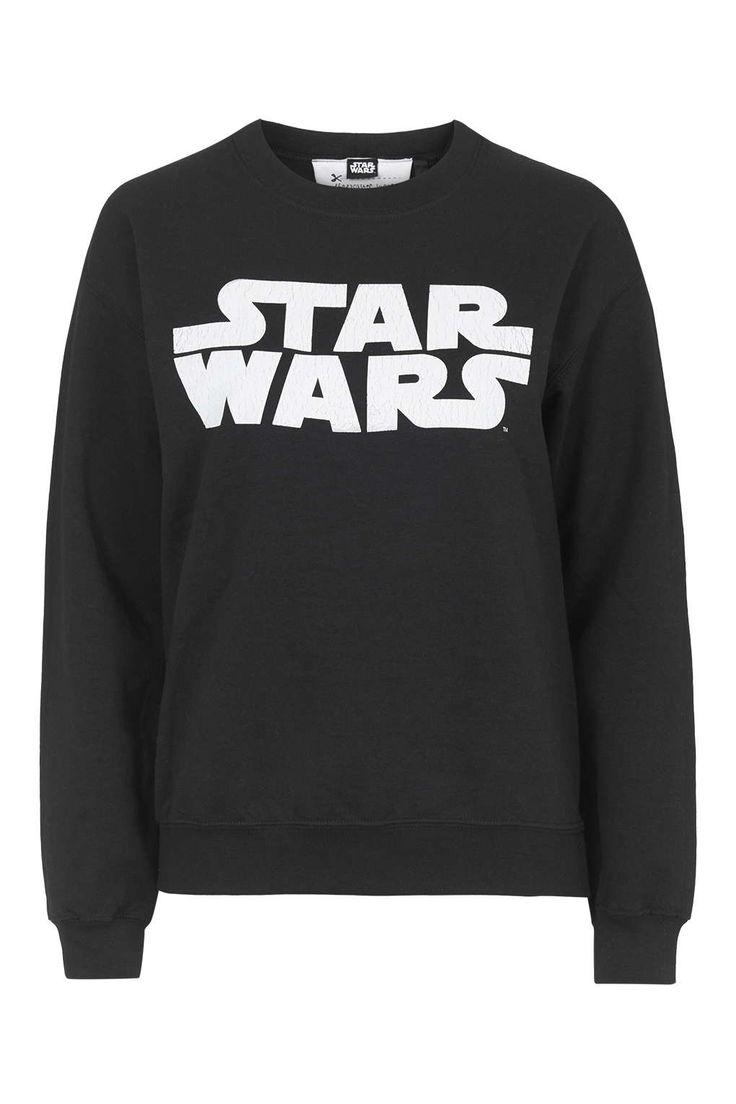 Star Wars Sweatshirt by Tee and Cake - Topshop