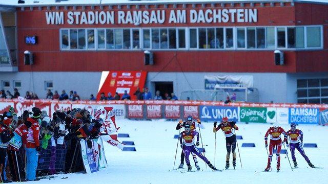 FIS Weltcup Nordische Kombination 2016 Live
