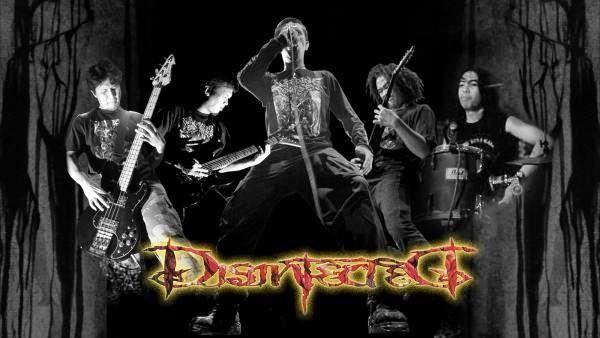 Chord Gitar, Lirik Lagu Dan Download Mp3: Lirik lagu Disinfected - Urban zombie