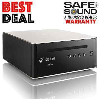 Other Home Stereo Components: *Dealer Recertified* Denon Dcd50 Hifi Cd Player   Match With Pma50 Dcd-50 -> BUY IT NOW ONLY: $399.99 on eBay!