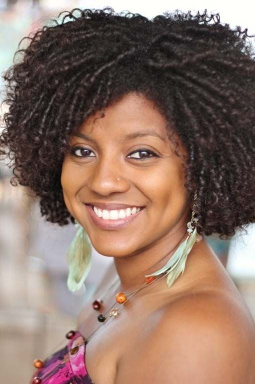 African American Natural Hairstyles natural hairstyles for black women with curly hair Hairstyles For Black Women With Natural Hair Female Area