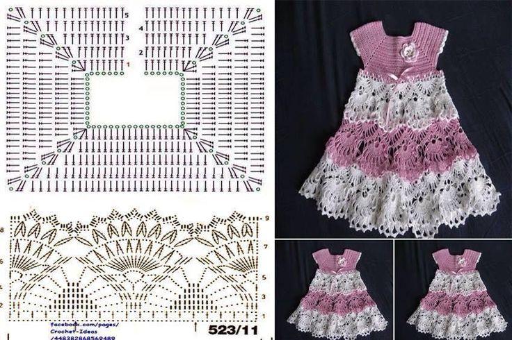 Mejores 488 imágenes de Macramé & Crochet en Pinterest | DIY, Abeja ...
