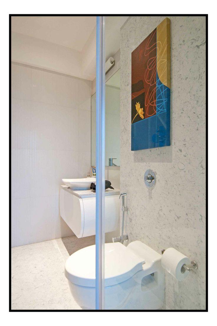 Toilet seat design by Sameer Panchal, Architect in Mumbai ...