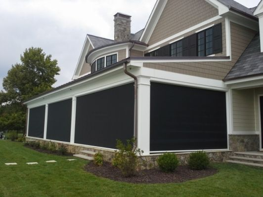 20 best retractable screens images on pinterest retractable