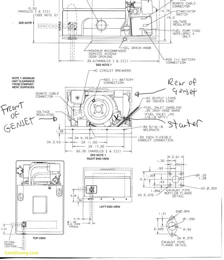 Onan 4000 Emarald Plus Generator Parts Diagrams Elegant In 2020 Generator Parts Generator Repair Onan