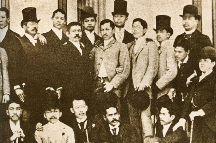 "(Marcelo H. del Pilar, Jose Rizal, and other illustrados in Madrid, Spain in 1890.) (Marcelo H. Del Pilar's address at a banquet in honor of Former Minister-of-Ultrarrar Becerra, given by the Asociacion Hispano-Filipino, Madrid, Spain, December 23, 1890.) Our Philippine archipelago is surrounded, as you know, by foreign colonies in which ""Habeas Corpus"" guarantees all the ""Rights of Man"". Comparison of our sad status with the life of liberty and progress in those neighboring lands for many…"