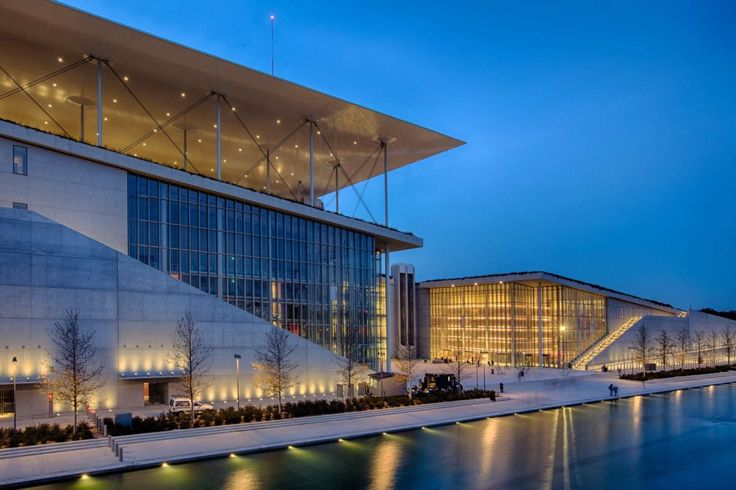 SNFCC in Athens Nominated for RIBA 2018 Architecture Award