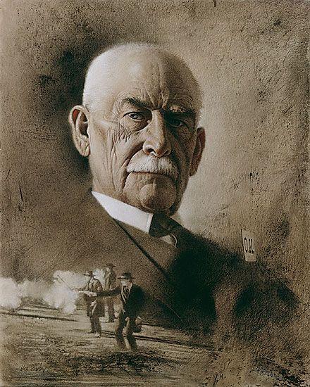 Don Crowley - Wyatt Earp: The Last Summer