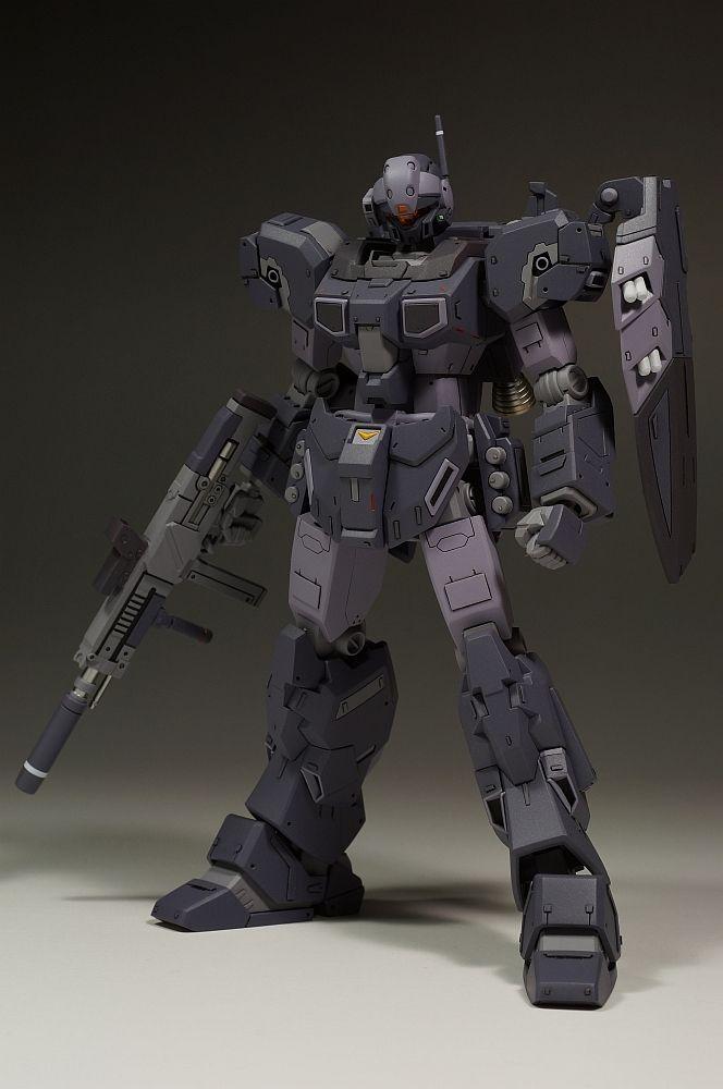 HGUC 1/144 Jesta  Modeled by Daisan