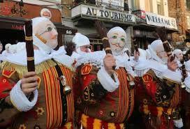 Image result for binche carnival