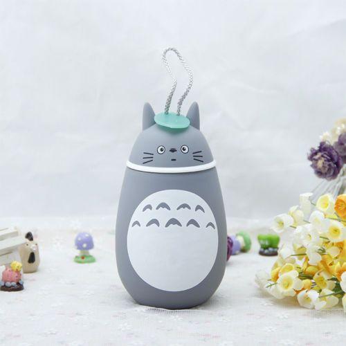 Mini-Totoro-Baymax-Minions-Mug-Thermos-en-Acier-Inoxydable-Noel-Cadeau-pr-enfant