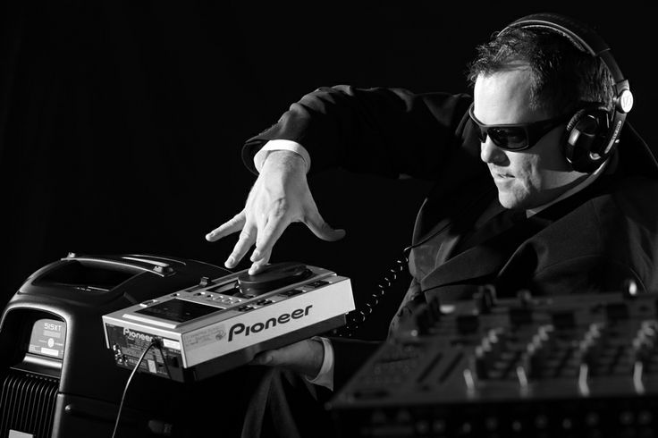 The Wedding DJ - Steven Heyns